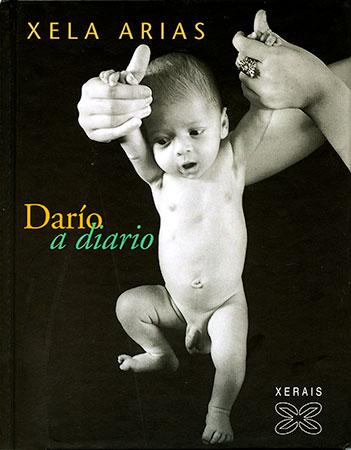 Xela Arias - Portada libro Darío a diario